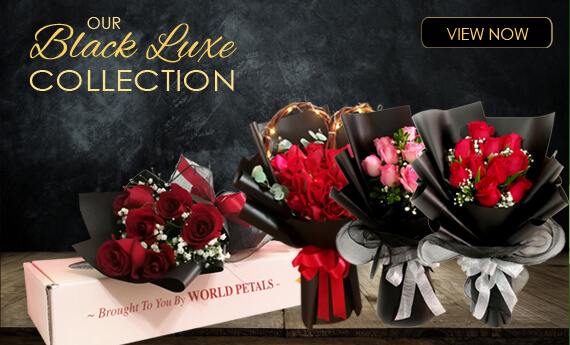 Black Luxe Collection | Flowers For Any Occasions