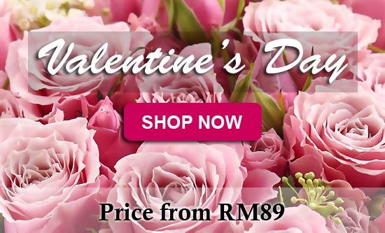 Malaysia Valentine Flowers | Send Valentine's Day Flowers to Malaysia | Valentine Flowers Collection