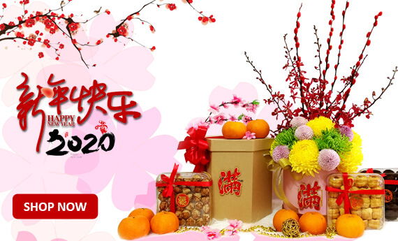 CNY Flowers & Gifts | Best Online Florist by Myflowerflorist.com