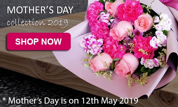 Mothers Day Collections | Online Flower Delivery by Myflowerflorist.com