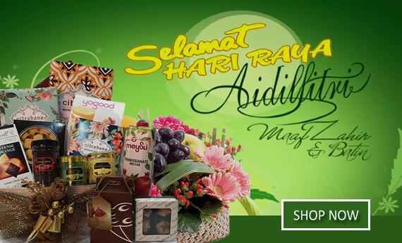 Hari Raya Hampers & Flowers | Online Flower Delivery by Myflowerflorist.com
