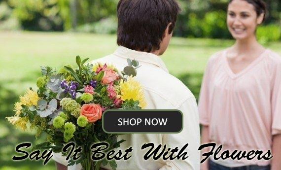 Send Flowers Online from Myflowerflorist.com