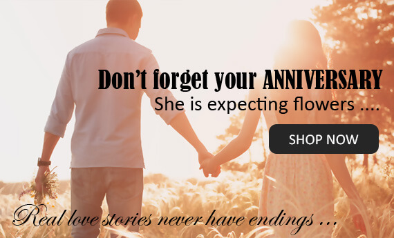 Anniversary Flowers | Myflowerflorist