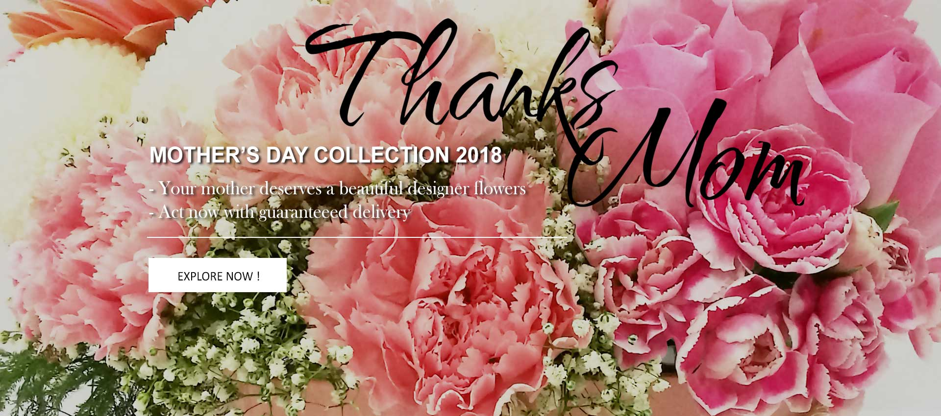 Mother's Day Collection 2018 | Send Your Mother's Day Flowers | Myflowerflorist.com