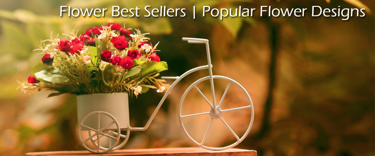 Flower Best Sellers | Popular Flower Designs