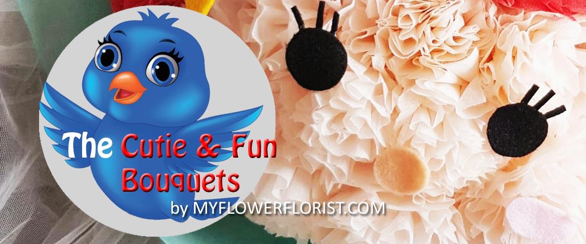 Fun & Cutie Bouquets