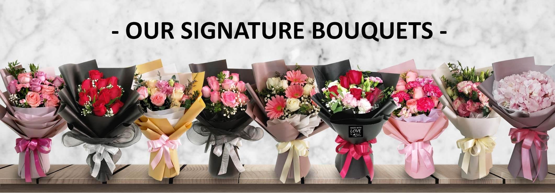 Your Favourite Bouquets