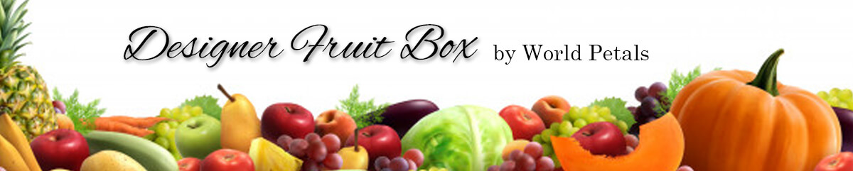 Designer Fruits & Juices Box