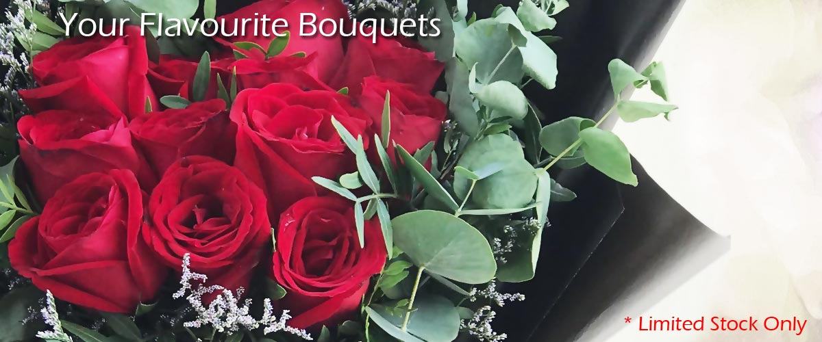 Your Favourite Bouquets