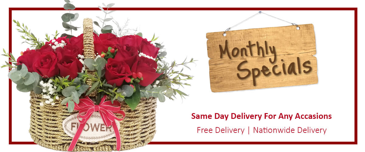 Our Monthly Special