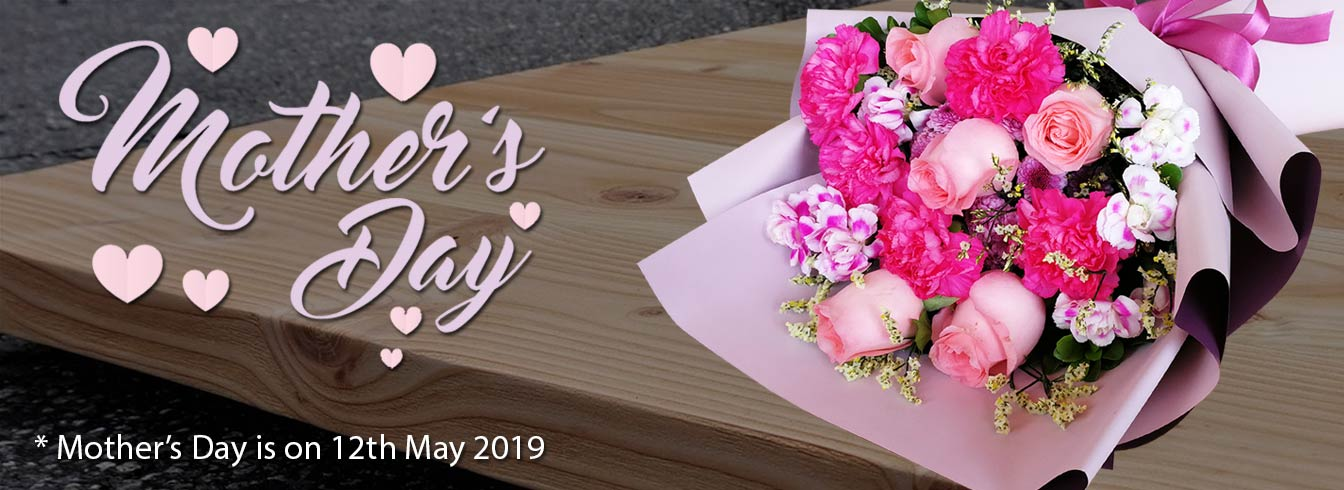 Mothers Day Flowers Malaysia