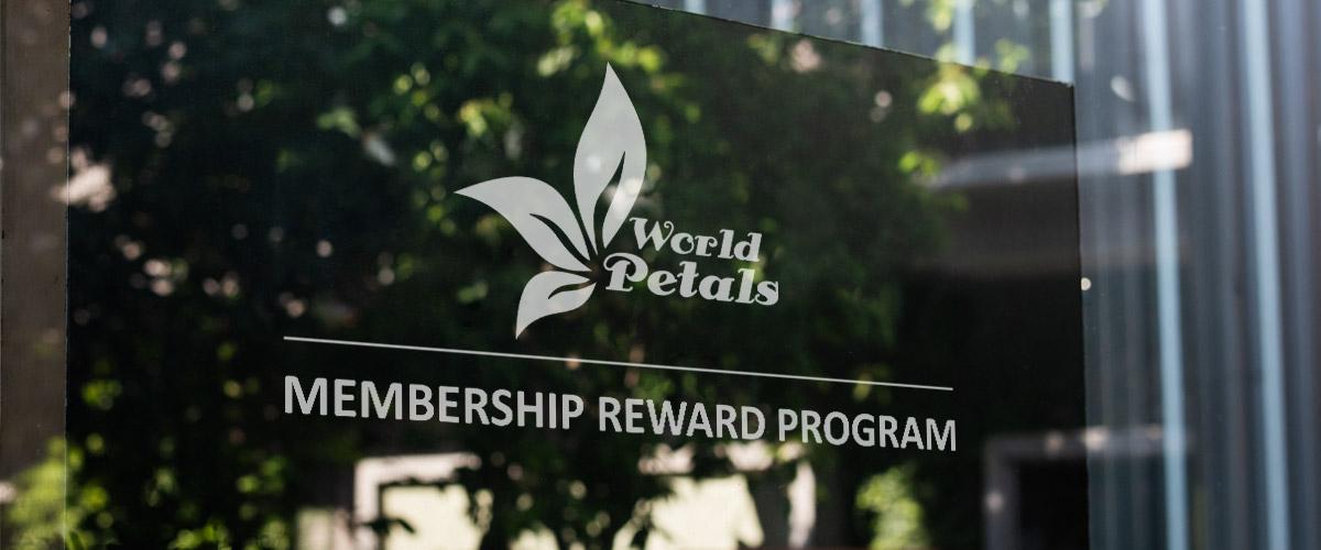 World Petals Reward Program