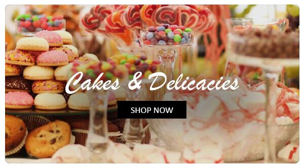 Cakes & Delicacies