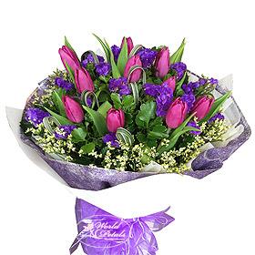 Joyous Purple